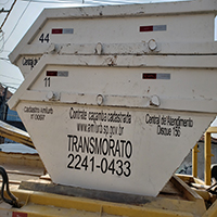 Aluguel de Caçamba Barra Funda